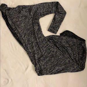 White House Black Market Long Sweater Duster